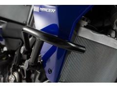 Защитные дуги Yamaha MT-07 Tracer черные