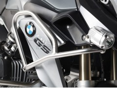 Верхние защитные дуги из нержавеющей стали на BMW R 1200 GS LC (13-16)