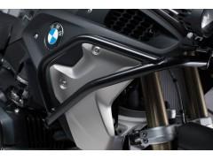 ВЕРХНИЕ ЗАЩИТНЫЕ ДУГИ BMW R1200GS LC/RALLYE (16-), R1250GS (18-) ЧЕРНЫЕ
