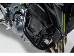 Защитные дуги на  Kawasaki Z900 (16-) черные