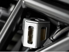 Защита бачка заднего тормоза BMW F700GS (12-) F800GS / Adventure (13-) алюминиевая