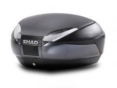 Мотокофр SHAD SH48 Titanium-Black