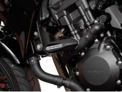 Боковые слайдеры (крашпеды) для Honda CBF 1000 (06-) CBF 1000 F (09-)