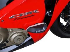 Боковые слайдеры (крашпеды) для Honda CBR 1000 RR Fireblade (08-11)