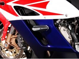 Боковые слайдеры (крашпеды) для Honda CBR 1000 RR (04-07)