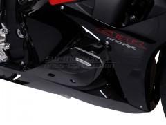 Боковые слайдеры (крашпеды) для Honda CBR 600 RR (07-12)