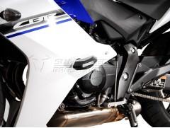 Боковые слайдеры (крашпеды) для Honda CBR 600F (11-)