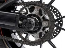 Слайдеры (крашпеды) задней оси для KTM 990 SMR (07-)