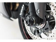Защитные слайдеры оси переднего колеса для GSX-S1000 / F (15-)