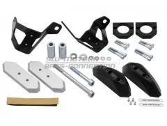 Боковые слайдеры (крашпеды) для Suzuki SFV 650 Gladius (09-)