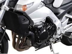 Боковые слайдеры (крашпеды) для Suzuki GSR 600 (05-10)