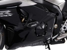 Боковые слайдеры (крашпеды) для Suzuki GSX-R 1000 (09)