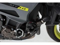 Боковые слайдеры (крашпеды) для Yamaha MT-10 (16-)