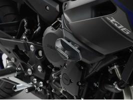 Боковые слайдеры (крашпеды) для Yamaha XJ6 (13-)