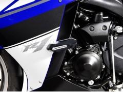 Боковые слайдеры (крашпеды) для Yamaha YZF-R1 (09-)
