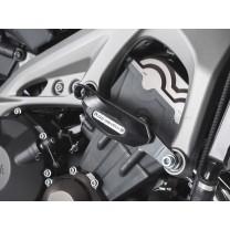 Боковые слайдеры (крашпеды) для Yamaha MT-09/Tracer, XSR 900