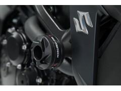 Боковые слайдеры (крашпеды) для Yamaha MT-03 (16-)/Suzuki GSX-S750 (17-)