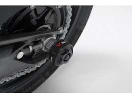 Слайдеры (крашпеды) задней оси для BMW G310R / G310GS