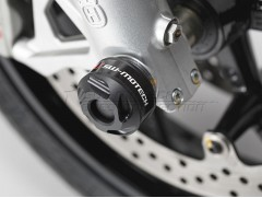 Слайдеры (крашпеды) передней оси для Kawasaki Versys 1000 (12-), ZX-6R 636 (12-)