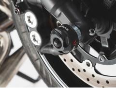 Слайдеры (крашпеды) передней оси для Kawasaki Versys 650 (07-09) Yamaha MT-09