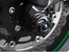 Слайдеры (крашпеды) передней оси для Kawasaki Z 800 (12-) Z 1000 (14-)