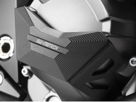 Защита боковых крышек двигателя Kawasaki Z 800 (12-)
