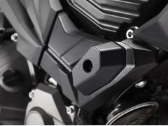 Боковые слайдеры (крашпеды) для Kawasaki Z 800 (12-)