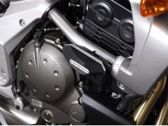 Боковые слайдеры (крашпеды) для Kawasaki Versys 650 (07)