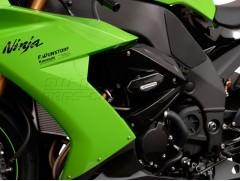 Боковые слайдеры (крашпеды) для Kawasaki ZX10R (08-10)