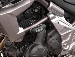 Боковые слайдеры (крашпеды) для Kawasaki Versys (08-)