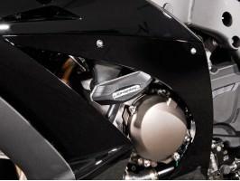 Боковые слайдеры для Kawasaki Ninja ZX-10R (11-)