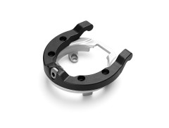 Крепление мотосумки на бак QUICK-LOCK для BMW (6 болтов) серебристое