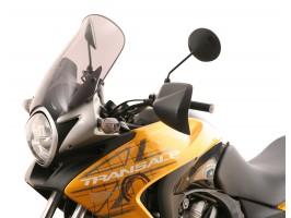 Ветровое стекло на Honda XLV700 TRANSALP (08-) туристическое MRA тонированное