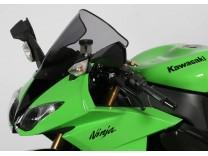 Стекло ветровое MRA Racing для Kawasaki ZX10R (08-10) ZX6R (09-) прозрачное